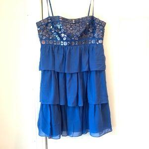 BCBGMaxAzria Sequin Dress